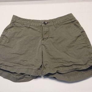 Old Navy Army Green Shorts
